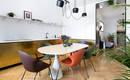 Смесь простоты и чистых форм в квартире, изменившей стиль 30-х годов