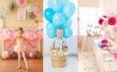 Как украсить комнату ко дню рождения ребенка