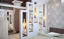 Перегородка в пространстве - гибкость зонирования любой комнаты