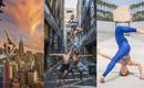 Покой и равновесие: йога в центре Нью-Йорка